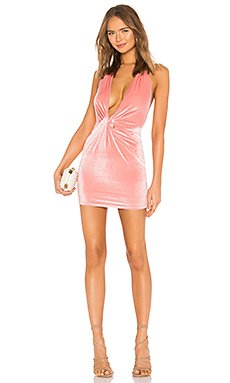 Cecily Knot Halter Dress                                             by the way.