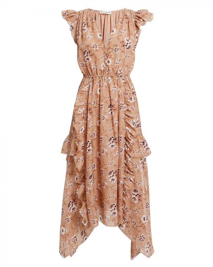 Ciel Midi Dress
