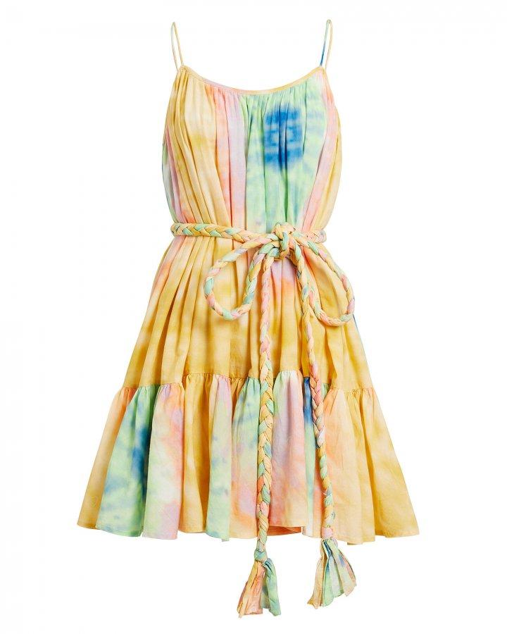 Nala Tie-Dye Mini Dress