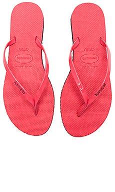 You Metallic Sandal                                             Havaianas