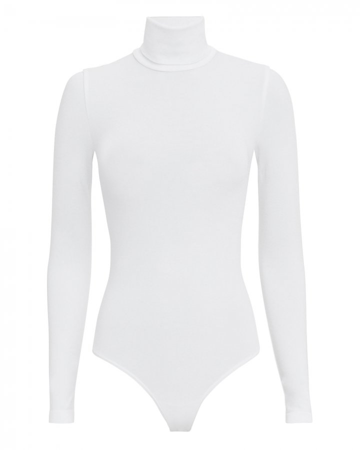 Colorado String White Bodysuit