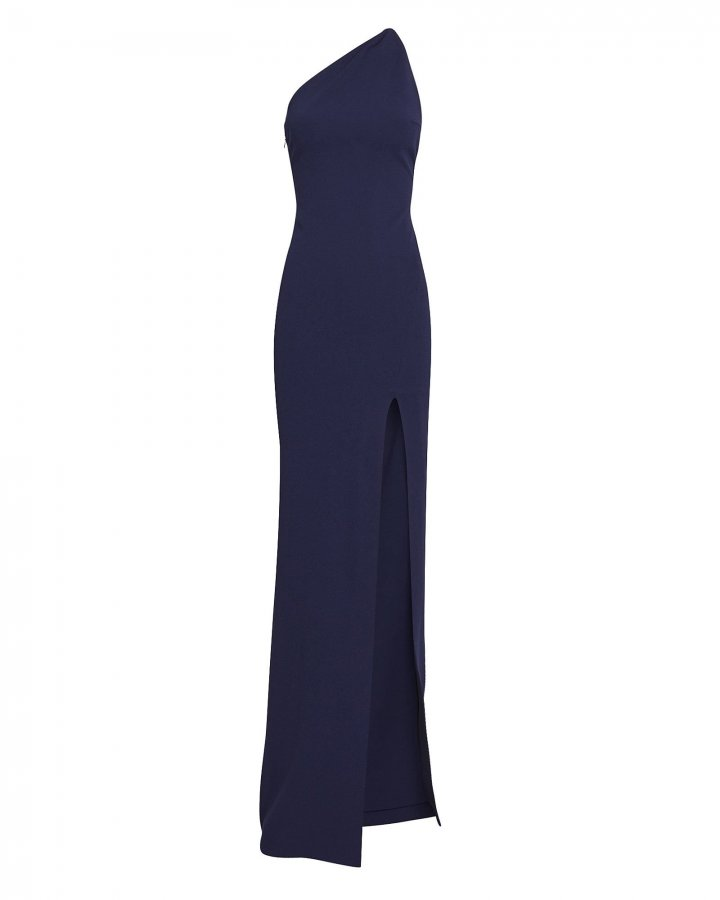 Petch Navy Gown