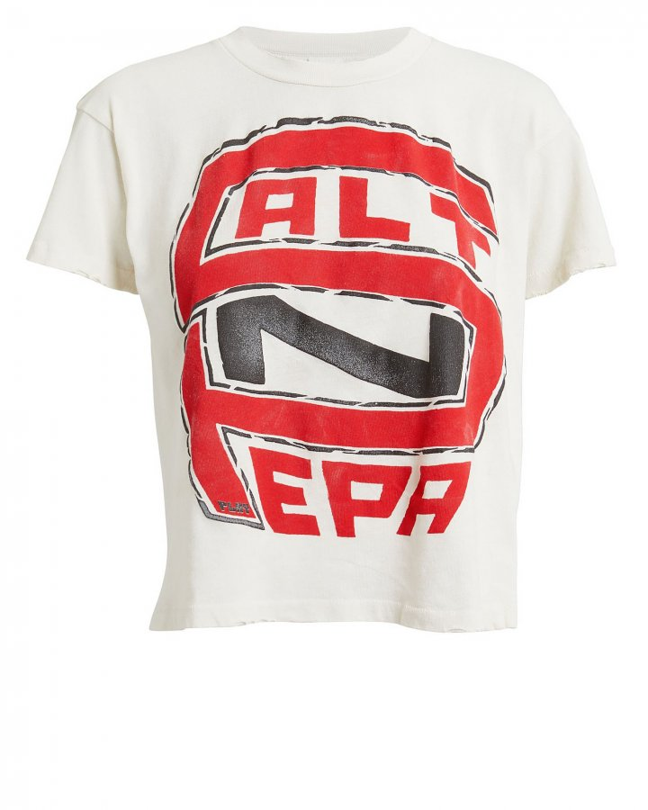 Salt N Pepa Cropped T-Shirt