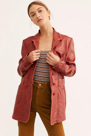 Carmen Leather Jacket