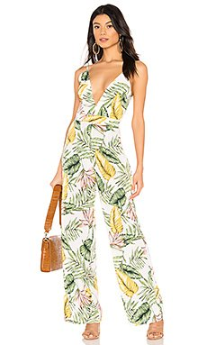 Kiki Tie Jumpsuit                                             superdown
