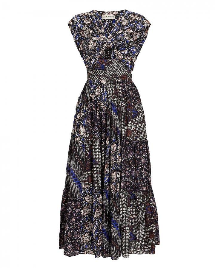 Naaila Printed Dress