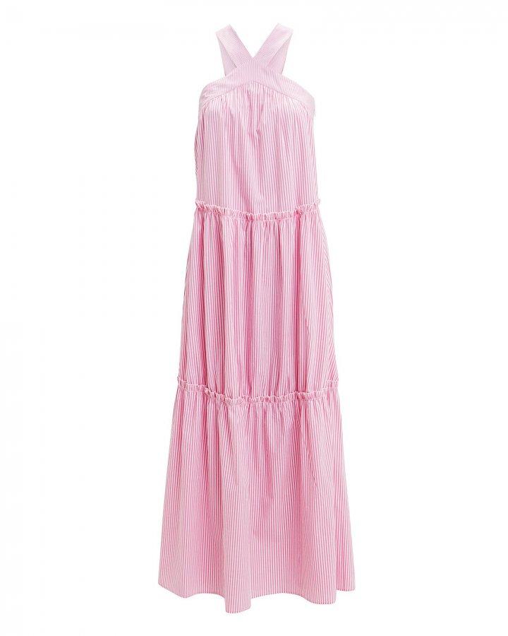 Kim Striped Maxi Dress