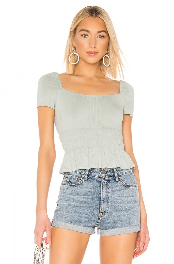 Dani Ruched Top