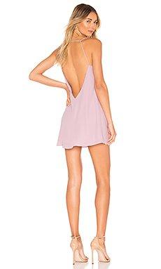 Amal Backless Cami Dress                                             superdown