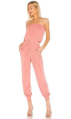 Reece Jumpsuit                                             Young, Fabulous & Broke