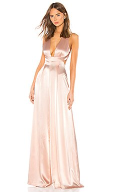 Cross Back Jumpsuit                                             JILL JILL STUART