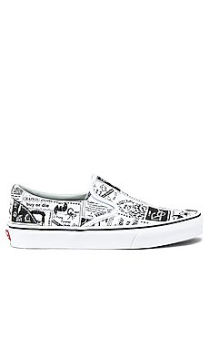 x Ashley Williams Classic Slip-On                                             Vans