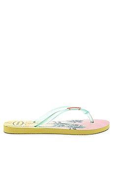 Slim Paisage Sandal                                             Havaianas
