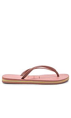 Slim Brazil Sandal                                             Havaianas