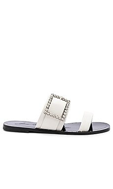 Embellished Buckle Slide                                             Lola Cruz