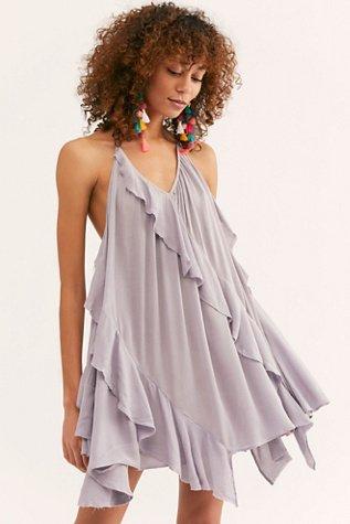 Sunlit Mini Dress