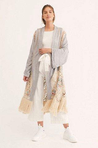 Belle Femme Kimono