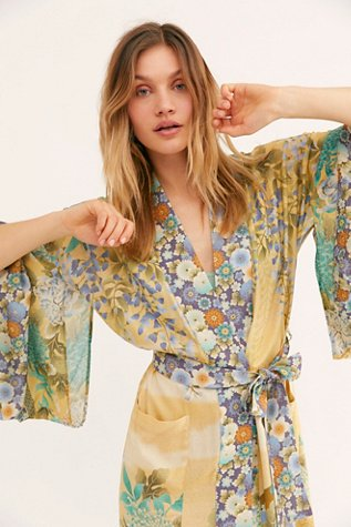Willow Maxi Kimono