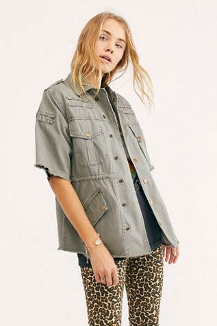 Verena Short Sleeve Jacket
