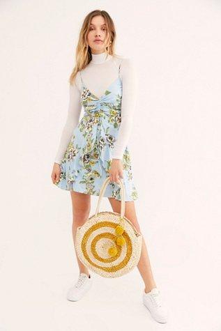Happy Heart Mini Dress