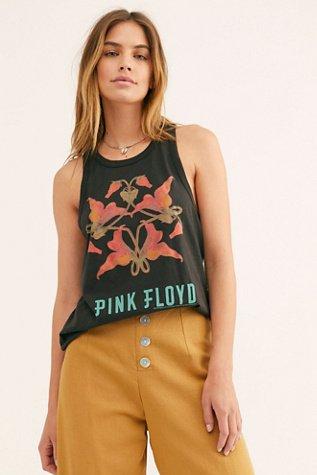 Pink Floyd Lotus Tank