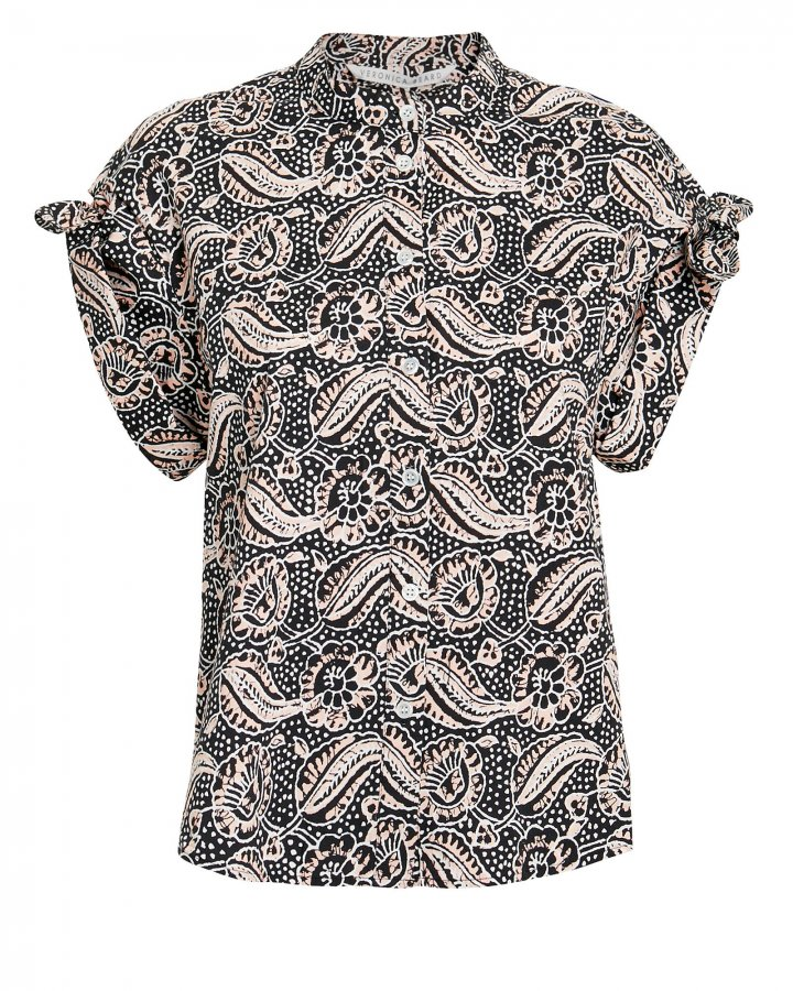 Sanaa Floral Shirt