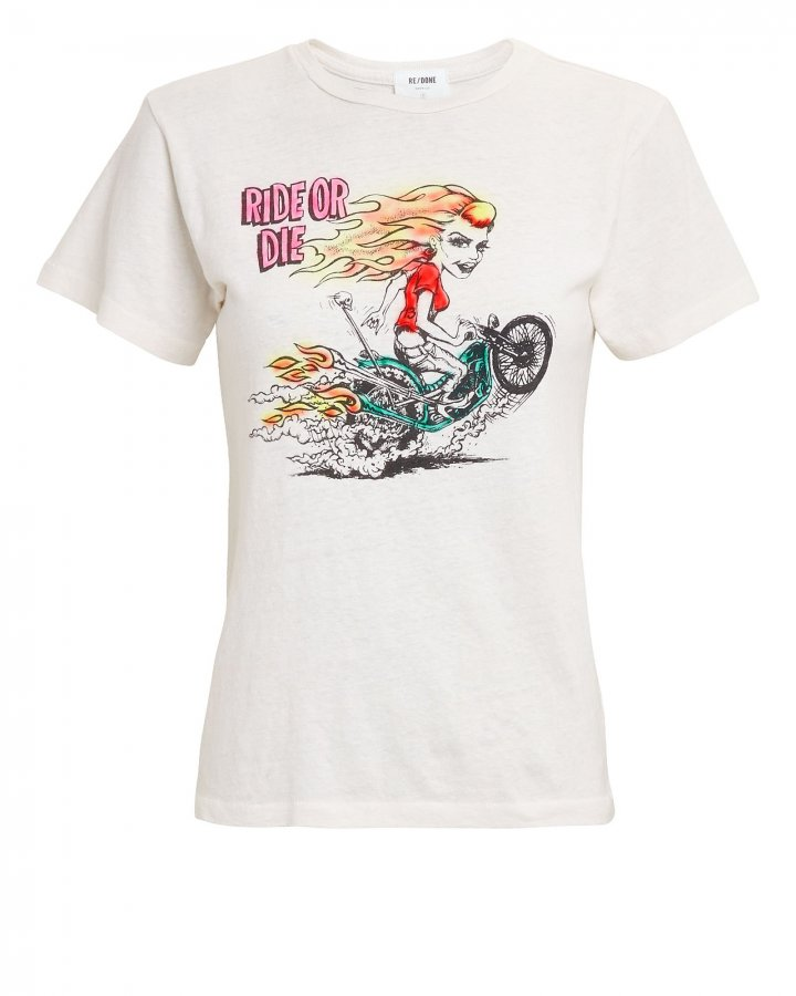 Classic Ride Or Die T-Shirt