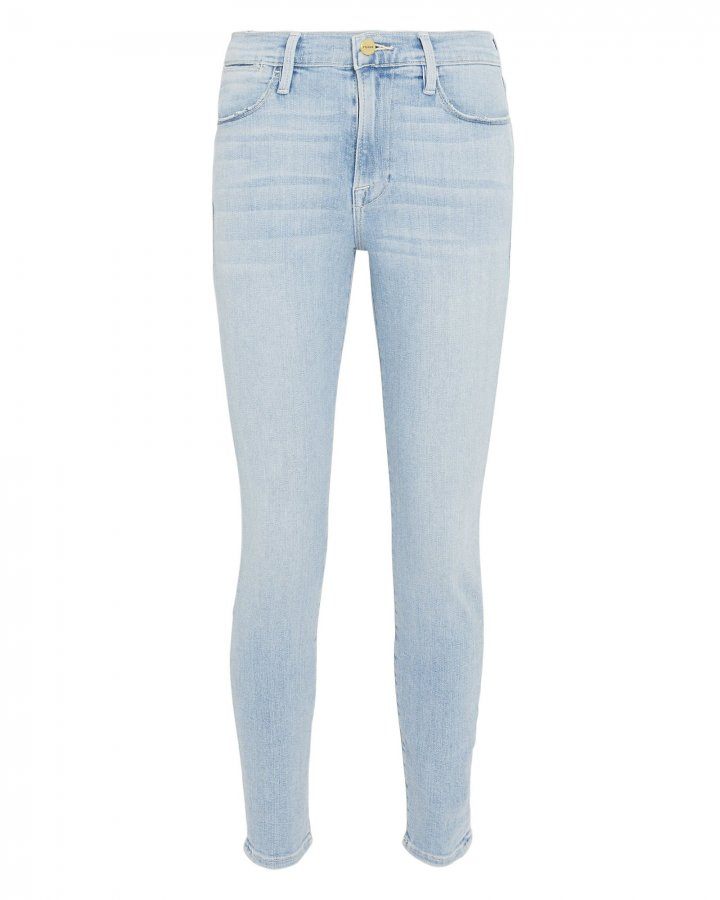 Le High Skinny Superstar Jeans