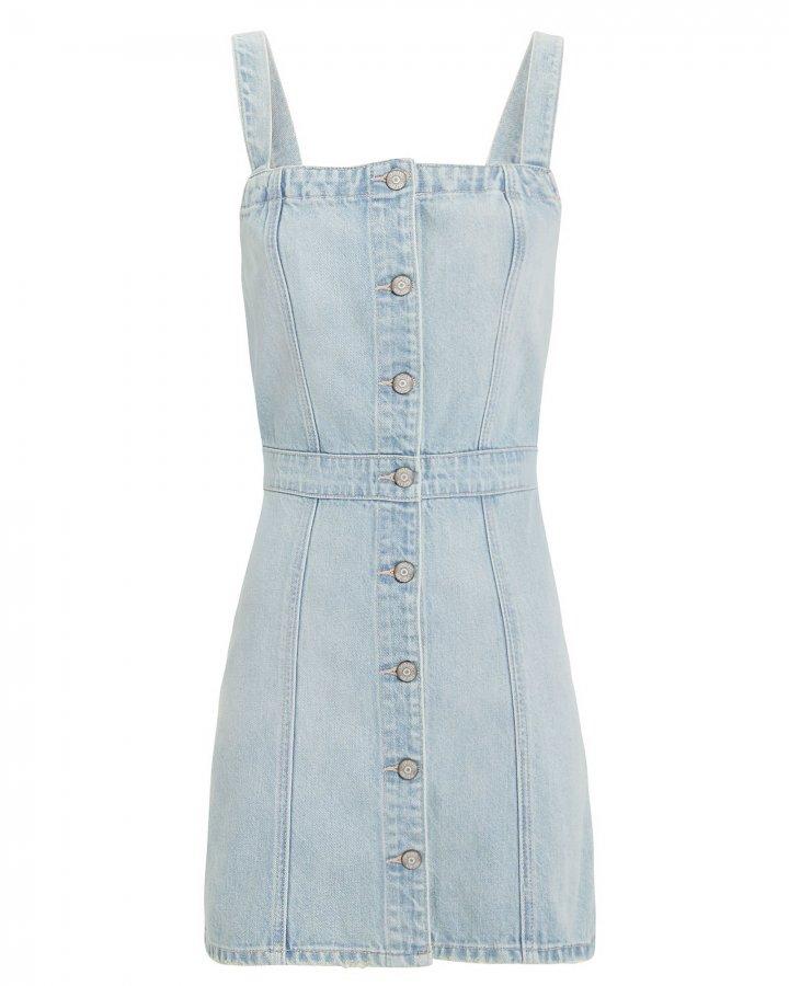 Kennedy Denim Mini Dress