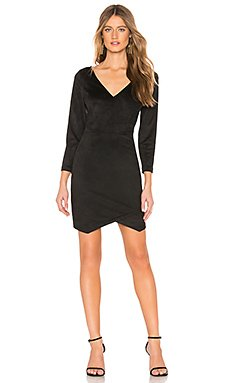JACK by BB Dakota Lotti Faux Suede Dress                     BB Dakota
