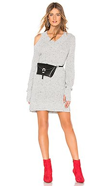 Cut Out Sweater Dress                     Marled x Olivia Culpo