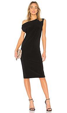 Drop Shoulder Sleeveless Dress                     Norma Kamali