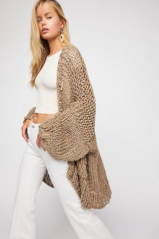 Summer Sweater Coat