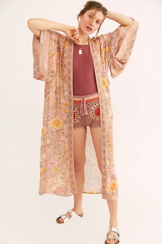 Amethyst Robe