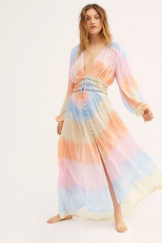 Summer Of Love Kimono