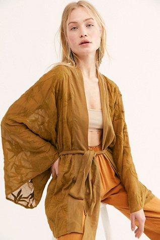 Carta Marina Kimono