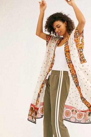 Summer Mirage Kimono