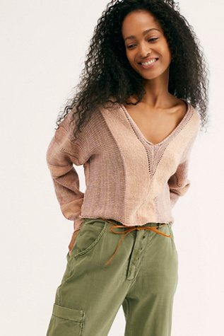 Lemonade Stand Sweater