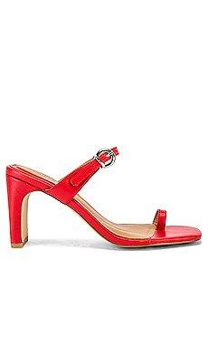 Contemporary Leather Heel                     JAGGAR