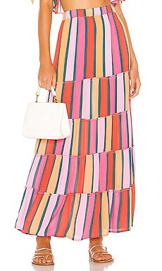 Summer Lovin Skirt                     Tularosa