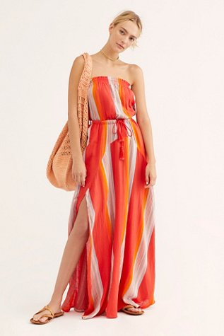 Calling Your Name Maxi Dress