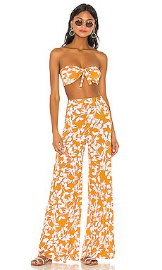 Santorini Set Yellow & White Floral                     Endless Summer