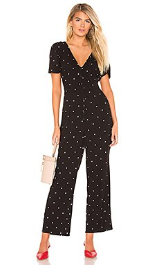 On The Bright Side Jumpsuit                     AMUSE SOCIETY