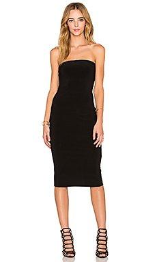 Strapless Dress                     Norma Kamali
