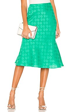 Liliana Midi Skirt                     Privacy Please