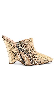 SEASON 8 Python Wedge Mule Pump                     YEEZY