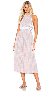 Color Theory Midi Dress                     Free People