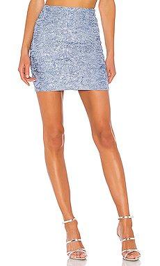 Angelica Mini Skirt                     NBD
