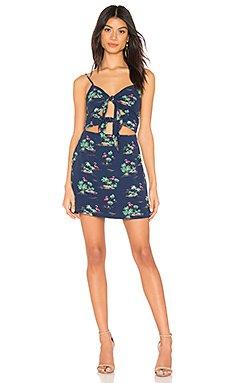Ariana Mini Dress                     superdown