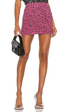 Rylie Roar Skirt                     ALLSAINTS